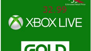 How I get CHEAP XBOX LIVE!