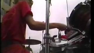 "DEVO Berkeley 1988 clip ""Jerkin' Back & Forth"""
