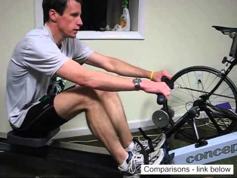 Concept2 Model D Indoor Rowing Machine -  Full Review 2013