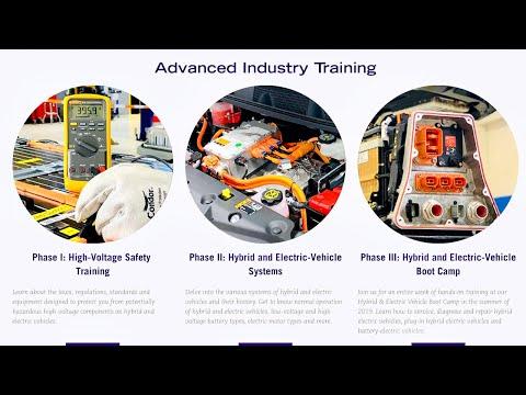 2021 - Electric and Hybrid Vehicle Training - YouTube