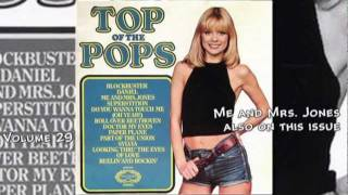 Me and Mrs. Jones - Billy Paul by Top of the Poppers