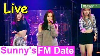 써니의 FM데이트 - Kim Ye-rim - All Right, 김예림 - All Right 20150130