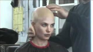 Delphine Chaneac's Splice Headshave