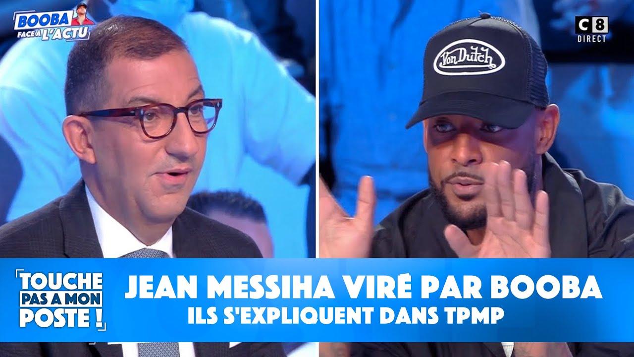 Jean Messiha viré par Booba du plateau : ils s'expliquent dans TPMP