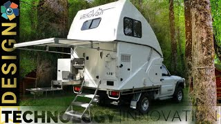 10 Impressive Off Road Campers and Tow Behind Trailers 2019 - 2020