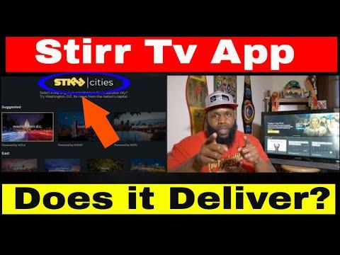 Free Tv Apps – STIRR App Review