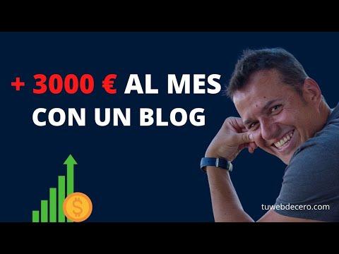 Cómo Ganar Dinero Con Un Blog En 2021