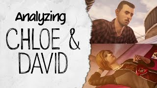 Analyzing Chloe and David - Life is Strange Before the Storm