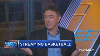 Boston Celtics CEO on the best-selling NBA players and streaming
