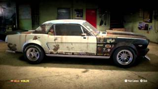 Need For Speed 2015 | Mustang Drag Build