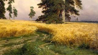 Рожь, Иван Иванович Шишкин - обзор картины