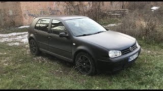 Volkswagen Golf 4   Покупать или нет?