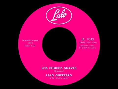 Lalo Guerrero - Los Chucos Suaves - Jukebox Jam 1042 A - Jazzman Records 2013