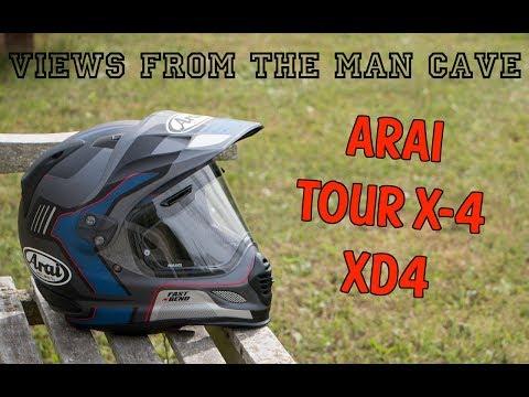 Arai Tour-X 4 (XD4) Helmet - Full Review and Road Test
