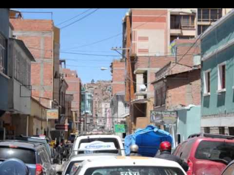 Oruro y sus calles