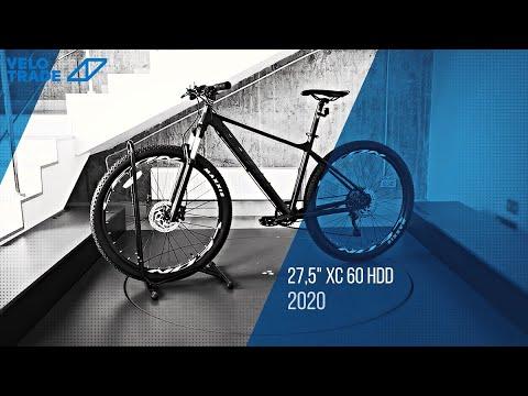 """Велосипед уцененный 27.5"""" Leon XC-60 AM с лок. HDD AL 2020: video"""