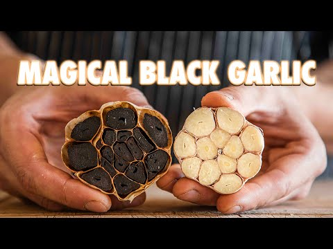 , title : 'How To Make Black Garlic At Home, Easily