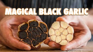 How To Make Black Garlic At Home, Easily