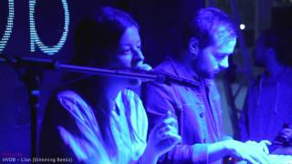 HVOB live  Bessonniza Night Club  Terrace Moscow  062016