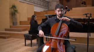 Alberto Alonso – Schumann op.129