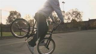How To Use Stunt Pegs On BMX Tricks