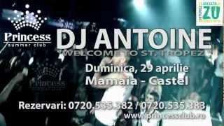PRINCESS SUMMER CLUB  DJ ANTOINE