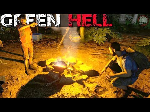 Green Hell Multiplayer | Day One | First Look