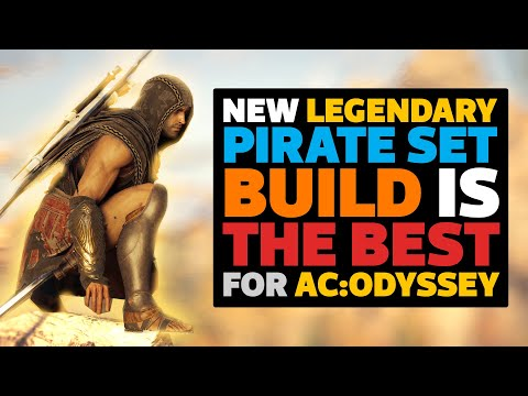 New Pirate Set Build Is Best Assassin Build for AC Odyssey!