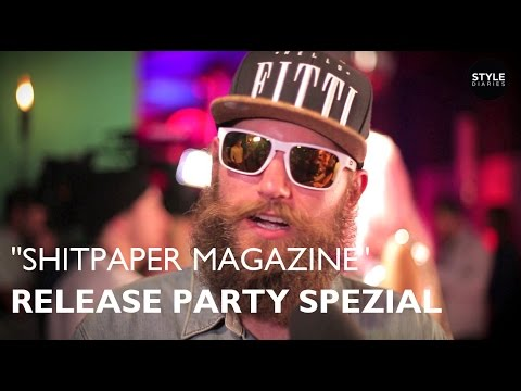 """Shitpaper Magazine"" Release Party Spezial - Stylediaries Folge 10 – OTTO"