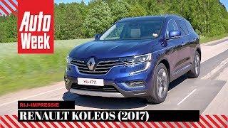 Renault Koleos (HC) 2016 - dabar