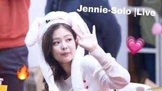 JENNIE   'SOLO' 1209 SBS |Live|
