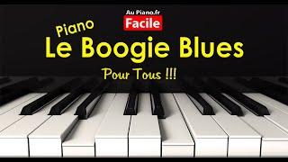 Riffs Boogie Blues Piano FACILE (Leçon Cours Tutorial)