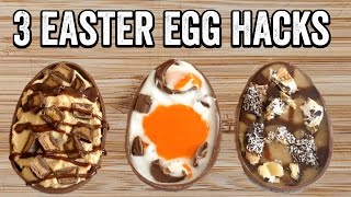 3 EASTER EGG HACKS