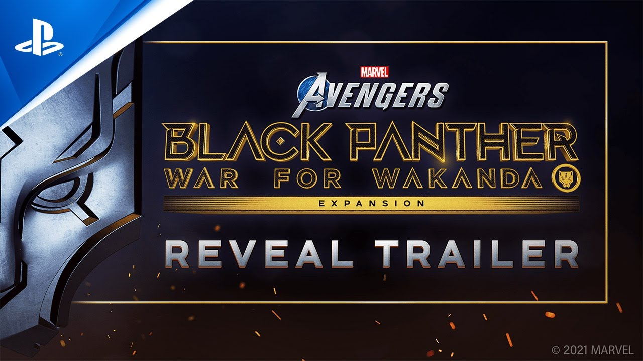 New details on Marvel's Avengers PS5 enhancements, Black Panther, and more