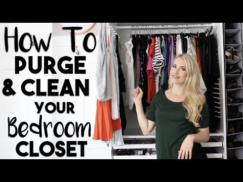 ORGANIZE: 20 Ways To Clean, Purge And Organize Your Bedroom Closet That Are Borderline GENIUS!! Mp3