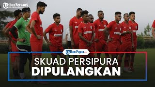 Liga 1 Tak Jelas, Seluruh Skuad Persipura Dipulangkan