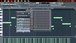 Tom Odell - Another Love (Dimitri Vangelis  Wyman Remix) (Fl Studio Remake)