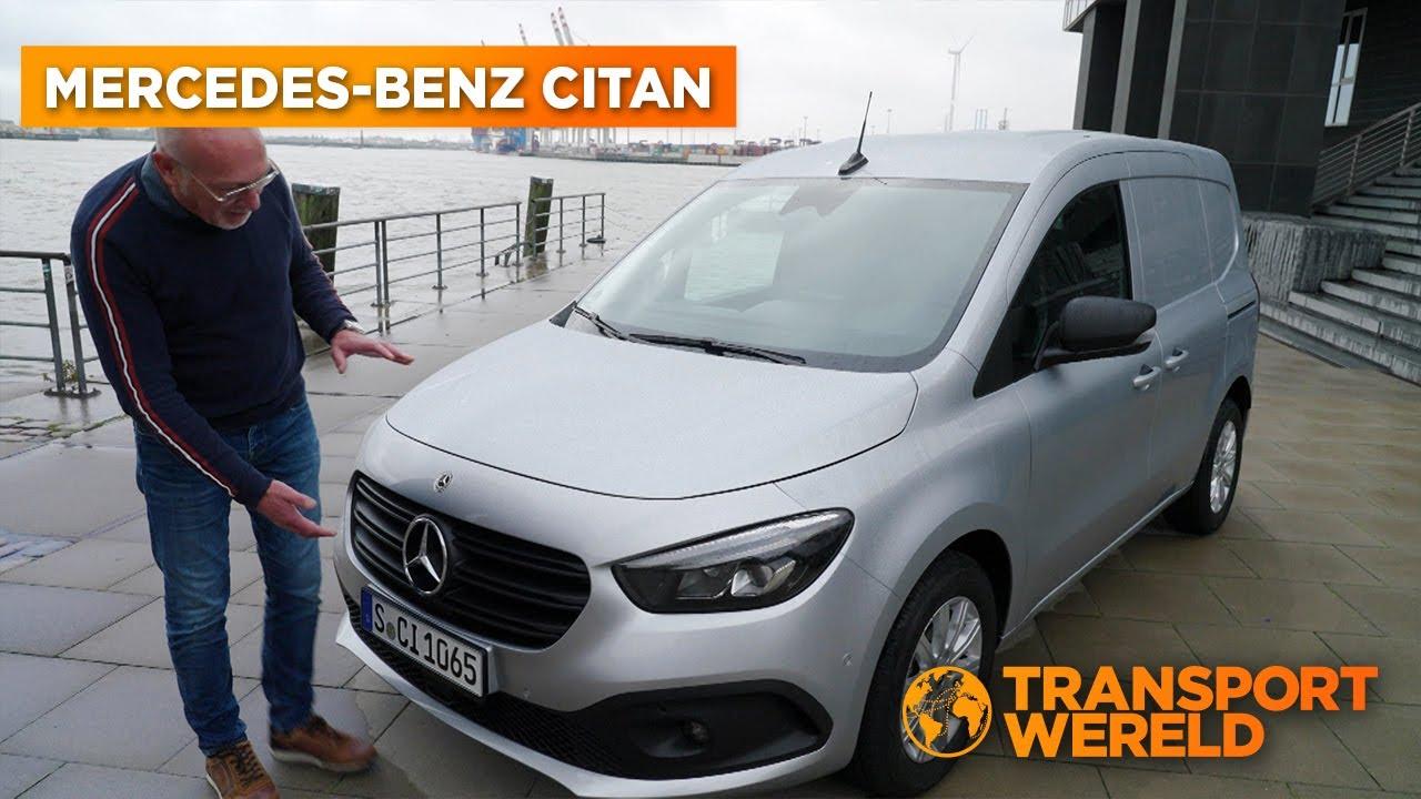 De Mercedes-Benz Citan (2022)