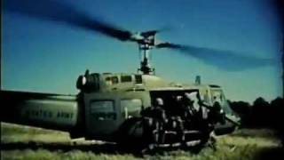 VIETNAM WAR - HELICOPTERS - HAVE YOU EVER SEEN THE RAIN - John Fogerty