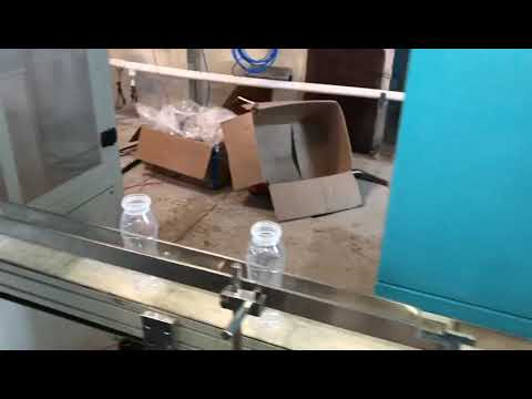 Plastic And Pet Bottle Packing Machine