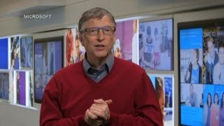 Gates on New CEO Satya Nadella: 'I'm Very Excited'