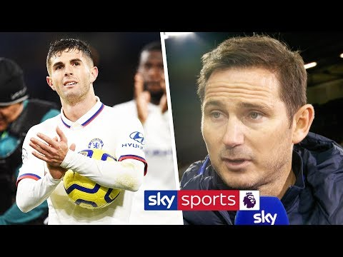 Frank Lampard reveals why he snubbed hat-trick hero Pulisic earlier this season | Post Match