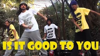 Old School Hip Hop Routine With Locking, Breaking, Hip Hop Solos   Mumbai, India