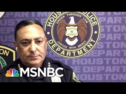 Houston Police Chief: Officers Involved In Floyd Killing Should Be Charged | MTP Daily | MSNBC