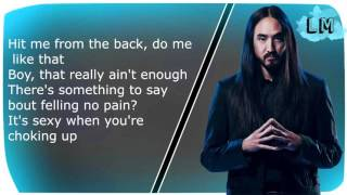 I Love it When You Cry - Steve Aoki - Vídeo Com Letra