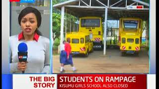 The Big Story: Students of Chalbi Boys attack teachers