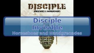 Disciple - Invisible [HD, HQ]