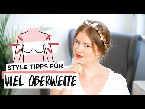 Style Tipps für GROßE OBERWEITE   OFFICE EDITION - Blusen, Blazer...