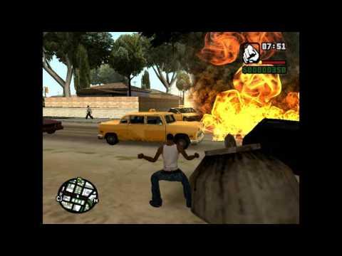 Как скачать мод Wrecking ball   на GTA San Andreas