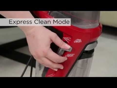 ProHeat 2X Revolution Cleaning Modes
